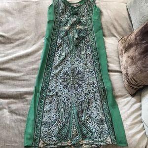Calypso - St. Barth - Brula Dress - Emerald